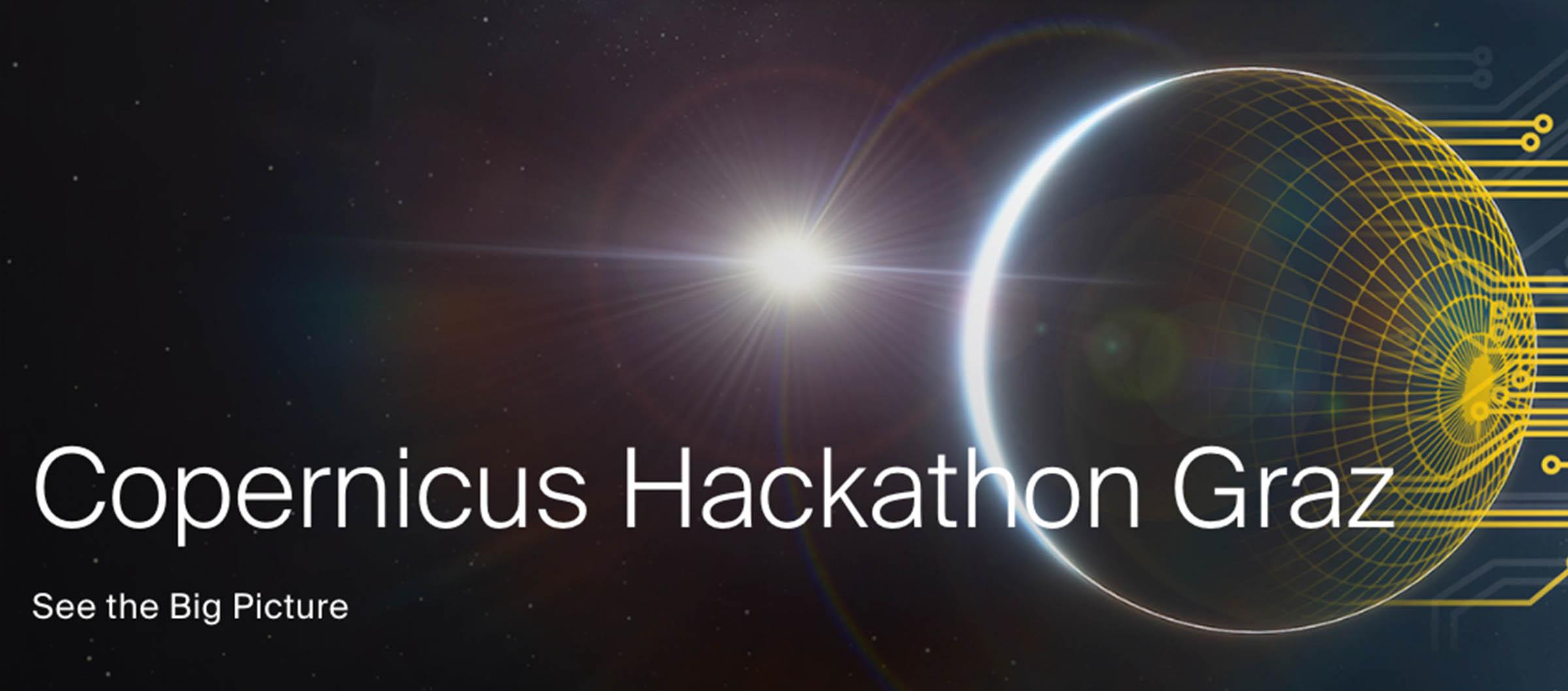 Copernicus Hackathon Austria