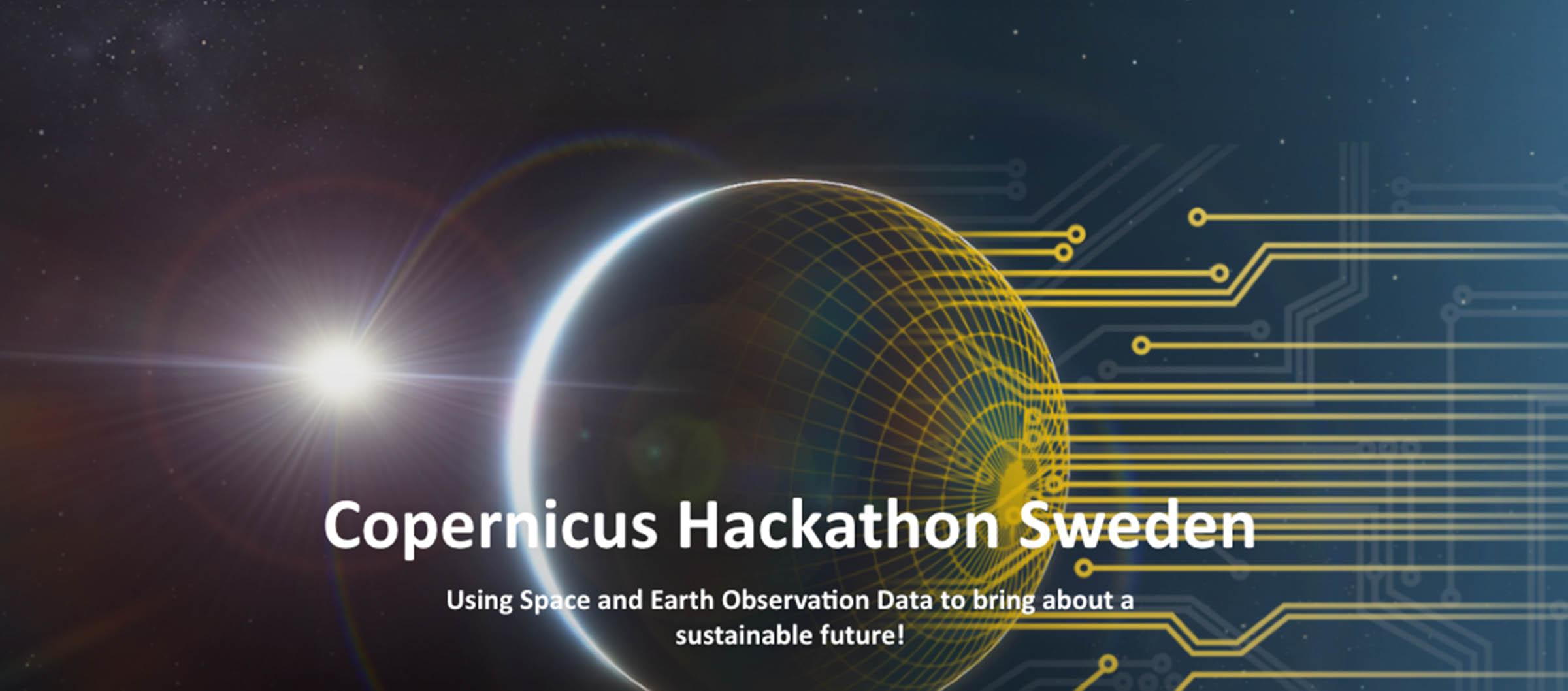 Copernicus Hackathon Sweden